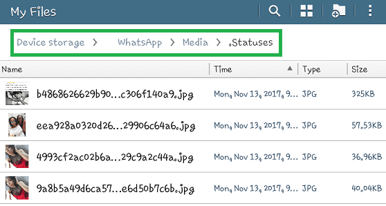 With this trivial line a fast 1 on you lot tin halt easily download WhatsApp condition updates conduct to your ga How to Easily Save WhatsApp Stories