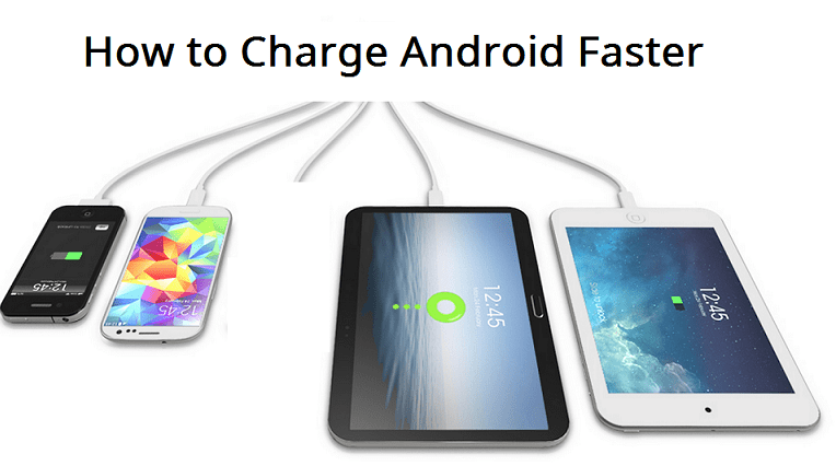 Make Your Android Phone Charge Faster