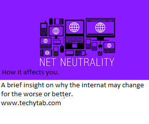 net neutrality why it affects you