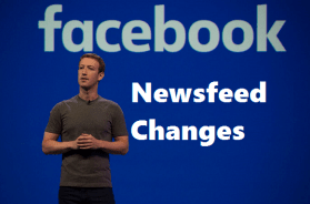 facebook newsfeed changes
