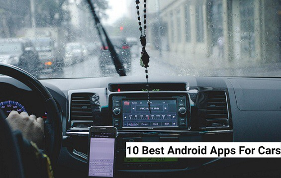 android apps for cars