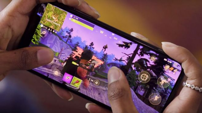 Fortnite Root Expect On Android