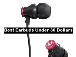 earbuds under 30