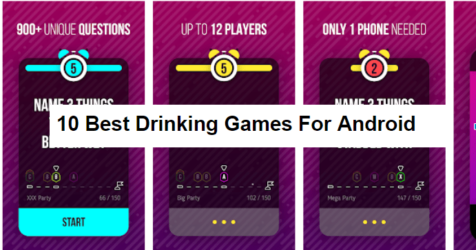 drinking games for android