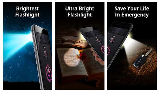 Flashlight Lighthouse