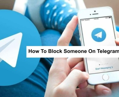 how to block someone on telegram