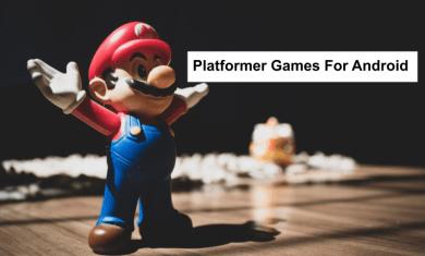 platformer games for android