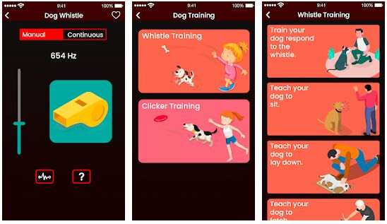 Best Dog Whistle Apps