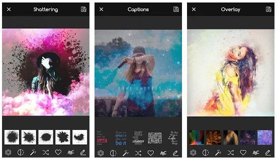 photo overlay apps for android
