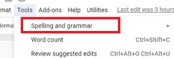 google docs tricks
