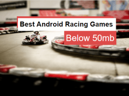 best android racing games below 50mb
