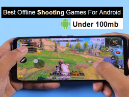 best offline shooting games for android under 100mb