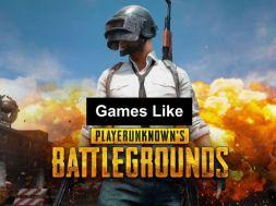 games like pubg