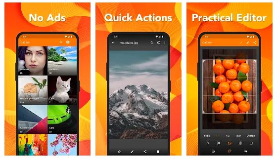 gallery app android