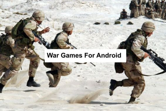 war games for android