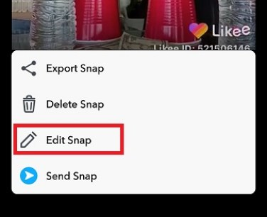 How To Do Slow Mo On Snapchat
