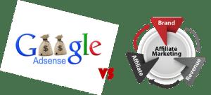 Google Adsense Vs Affiliate Marketing : Which One is Better 【Hindi】