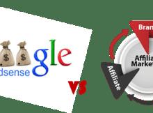 Ads vs Affiliated