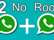 2 In 1 WhatsApp