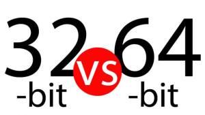 32 Bit Vs 64 Bit Processors Comparsion in Hindi