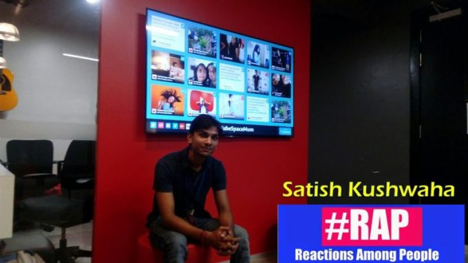 Satish kushwaha