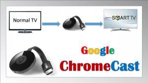 Kisi Bhi TV Ko Google Chromecast Ki Help Se Smart TV Kaise Banaye