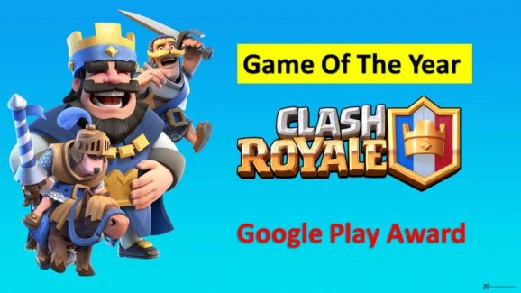 Google play Store Game of the year