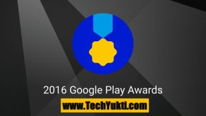 Google Play Store Best App Of The Year 2016 | Best Game Of The Year 2016