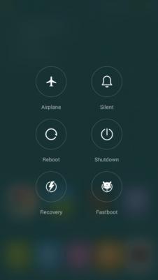 Reboot Smartphone or Modem