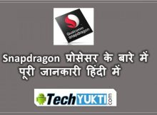 Snapdragon 600 & 800 Series Processors