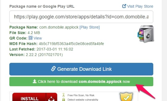 Download App from Google Play Store Without Gmail Account downlaoad App