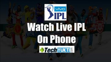 How to Watch Live IPL 2017 On Smartphone | Hindi