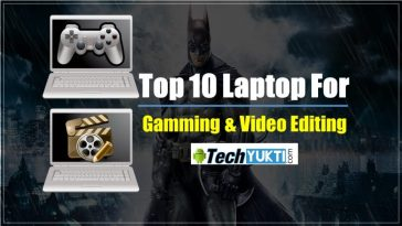 Top 10 Best Budget Laptop For Gaming & Video Editing  2017