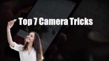 Top 7 Amazing Android Phone Camera Tricks   Hindi