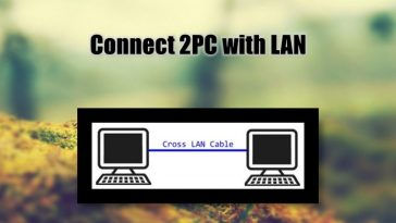 LAN Cable Se 2 PC Ko Kaise Connect Kare (ईथरनेट केबल से 2 pc को कैसे जोड़े)?