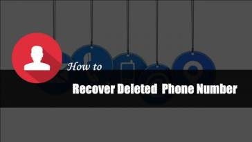 Deleted Phone Contacts Recover Kaise kare (कैसे करे)?