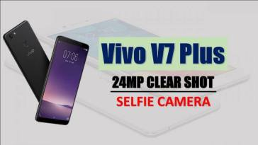 Vivo V7 Plus Launch In India with 4GB RAM & 24MP Camera  | Hindi