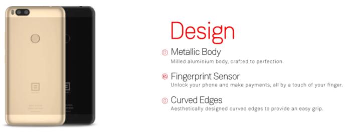 Billion phone Design
