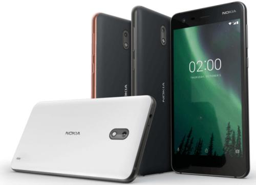 Nokia 2 Smartphone Design