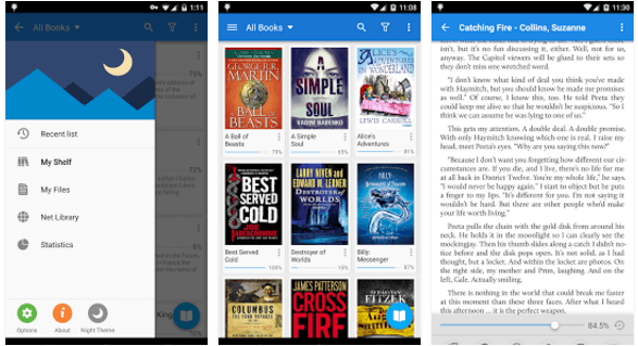 mobi ebook reader for android tablet