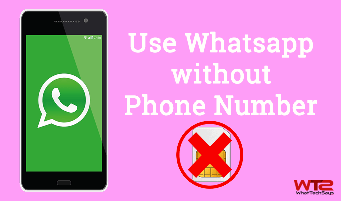 Image Result For Can You Use Whatsapp Without Sim