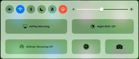 Enable Dark Mode in iOS 10