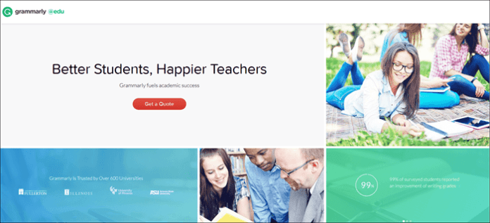 Grammarly Premium Free for Students