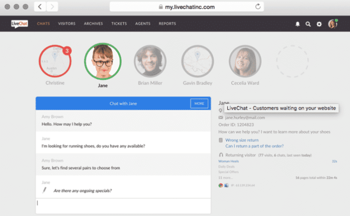 live chat apps for android