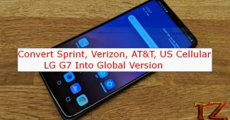 convert US LG G7 into global version
