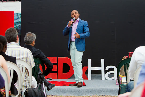 Mutsa Kajese TEDxHarare