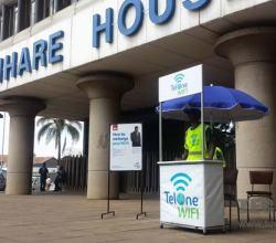 telOne Zimbabwe, Telecoms Zimbabwe, WiFi