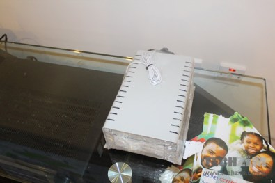 An alternative power supply unit that acts as backup for ZESA