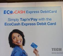 NFC Card, EcoCash, Econet, Mobile Money Cards