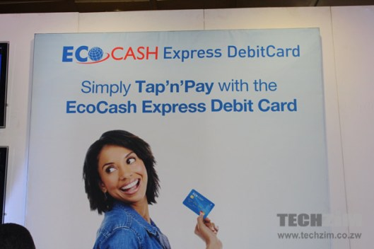 NFC Card, EcoCash, Econet, Mobile Money Cards